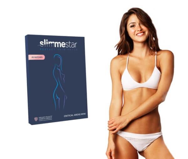 SlimmeStar - jaké složky jsou obsaženy ve složení náplasti
